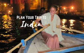 Ask Me Anything: Will You Plan My Trip to India?