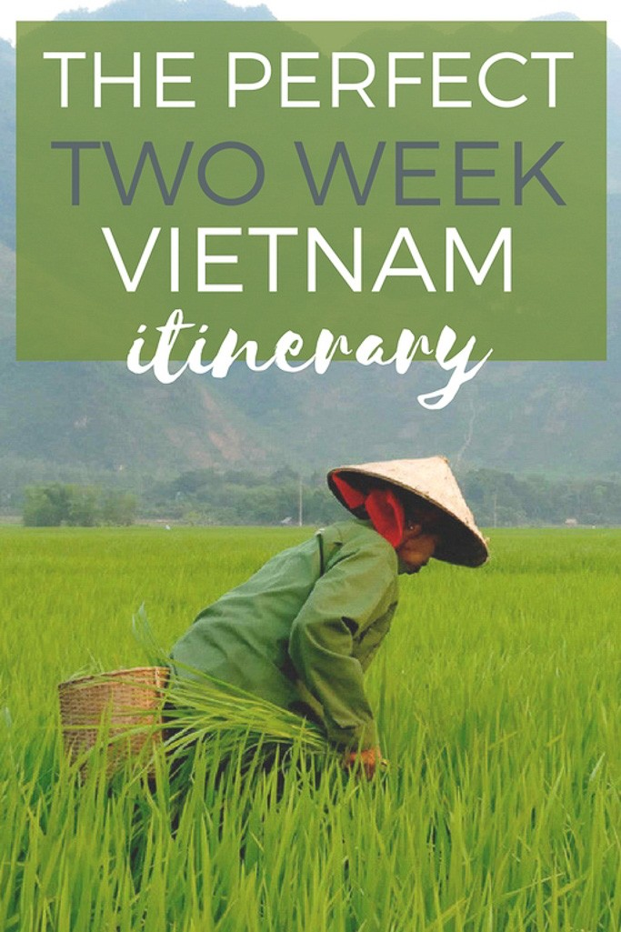 The Best Two-Week Itinerary for Vietnam