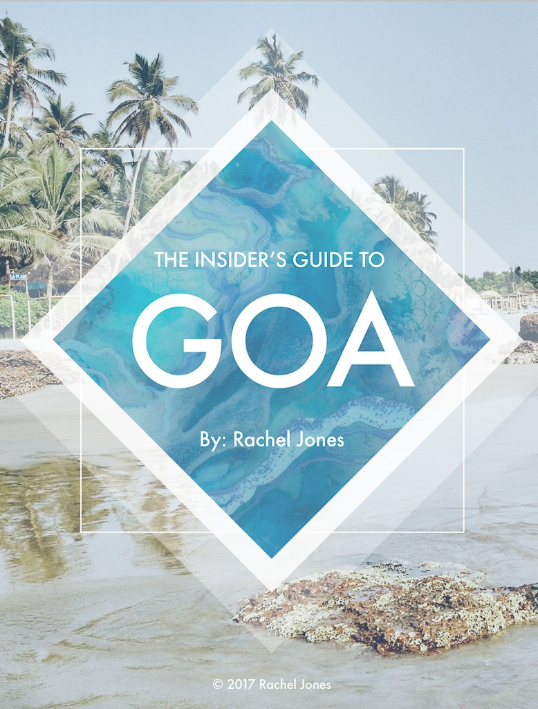 Insiders Guide to Goa Ebook Cover