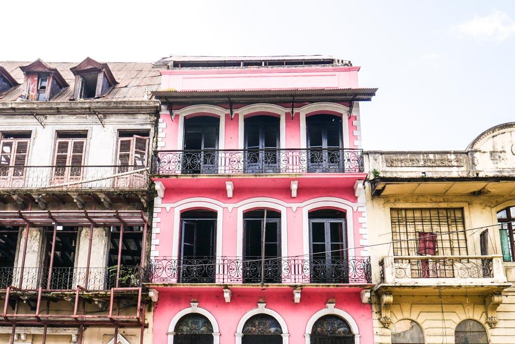 historic buildings panama city