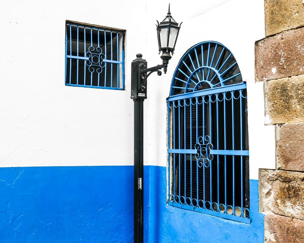 colorful streets panama city