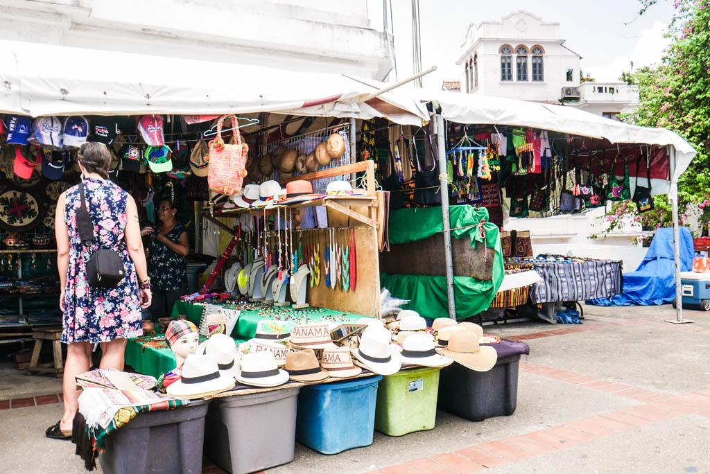 vendors casco viejo shopping