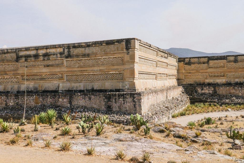 mitla ruins oaxaca