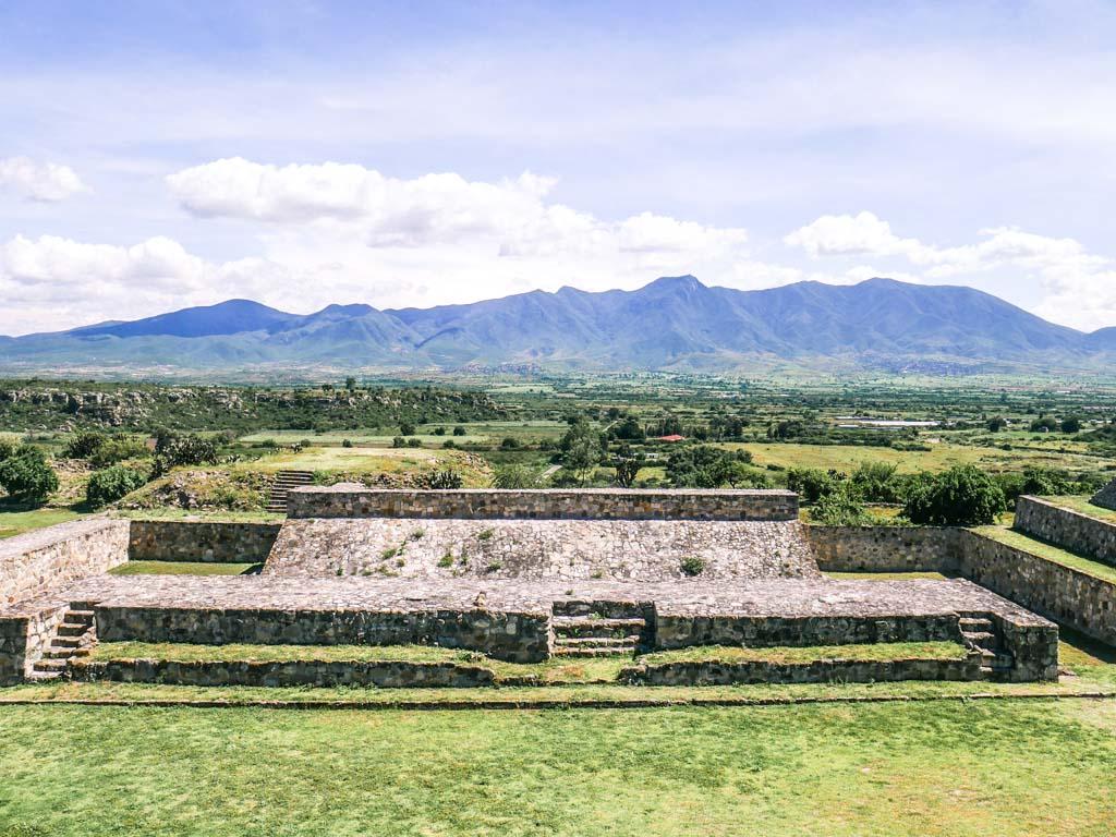 yagul ruins oaxaca