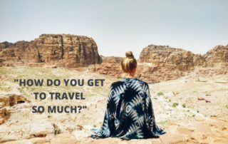 I Want to Travel The World