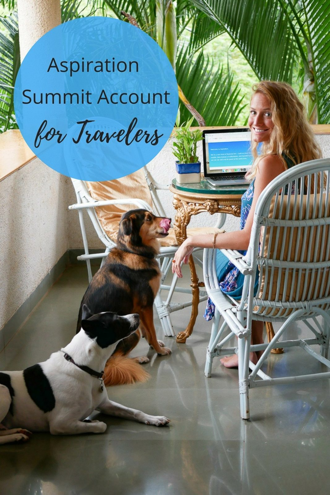 """Get Rid of ATM Fees and """"Do Good"""" With Aspiration Summit"""