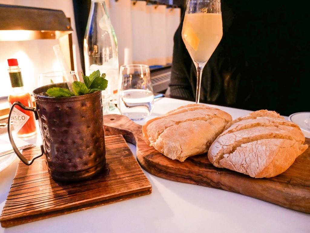 Dinner atConrad Coburg Brasserie