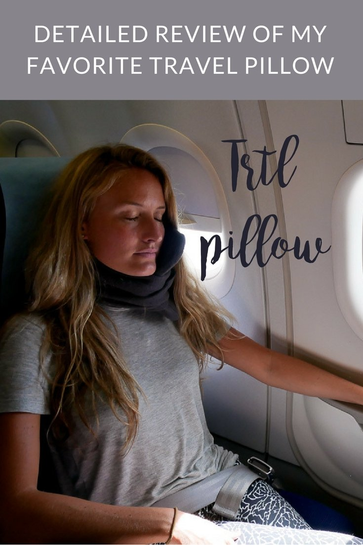 Trtl Pillow Review: Is it the Most Supportive Pillow Available?