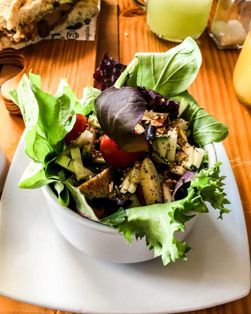sangucheria 154 salad cusco