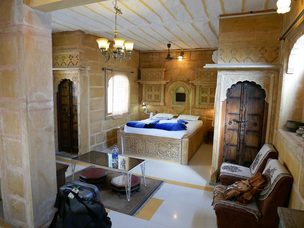 Guide to Jodhpur blue house guesthouse
