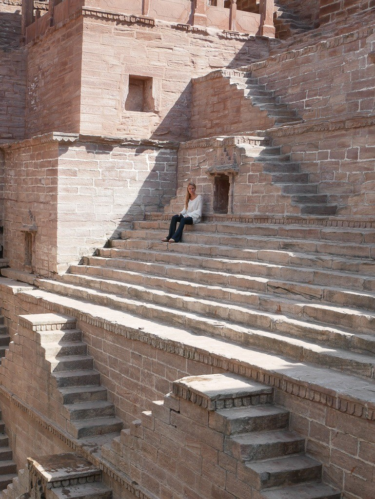 Guide to Jodhpur stepwell