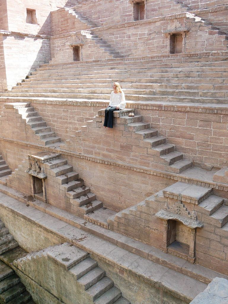 Guide to Jodhpur stepwell