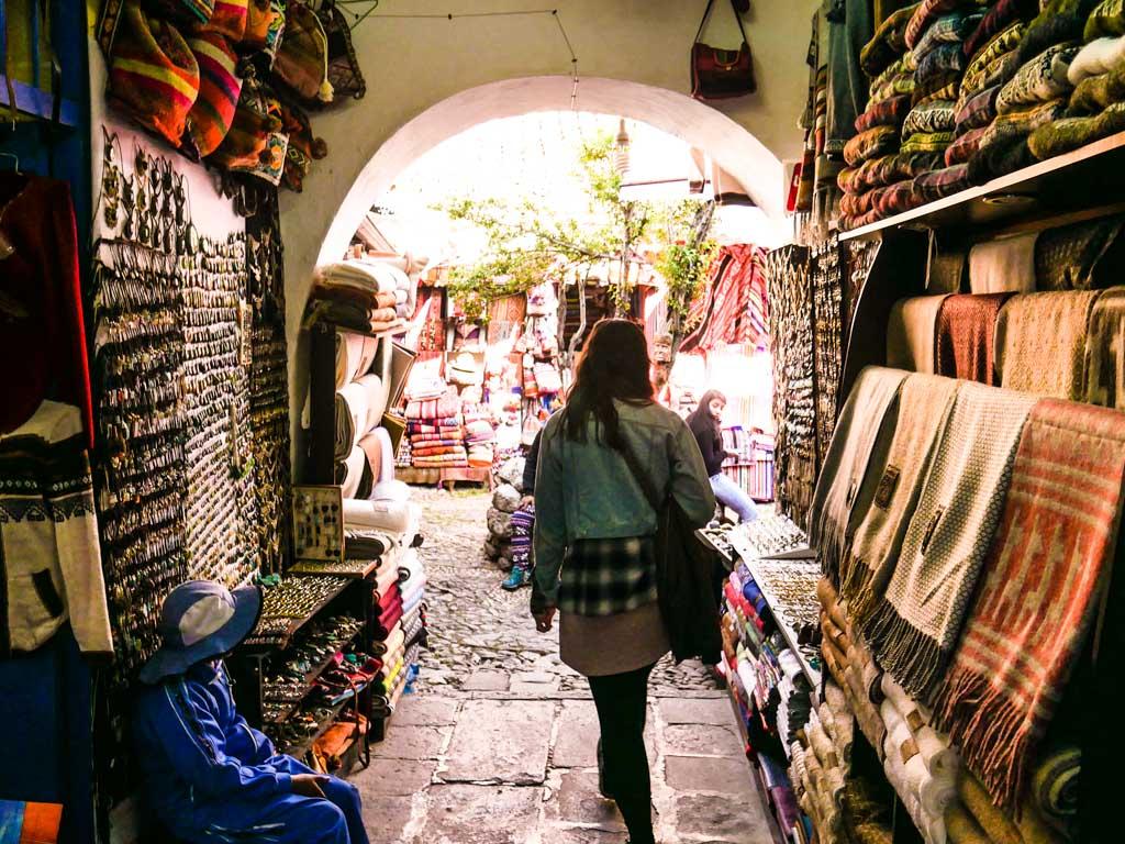markets cusco
