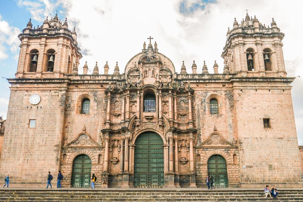 cathedral cusco plaza de las armas