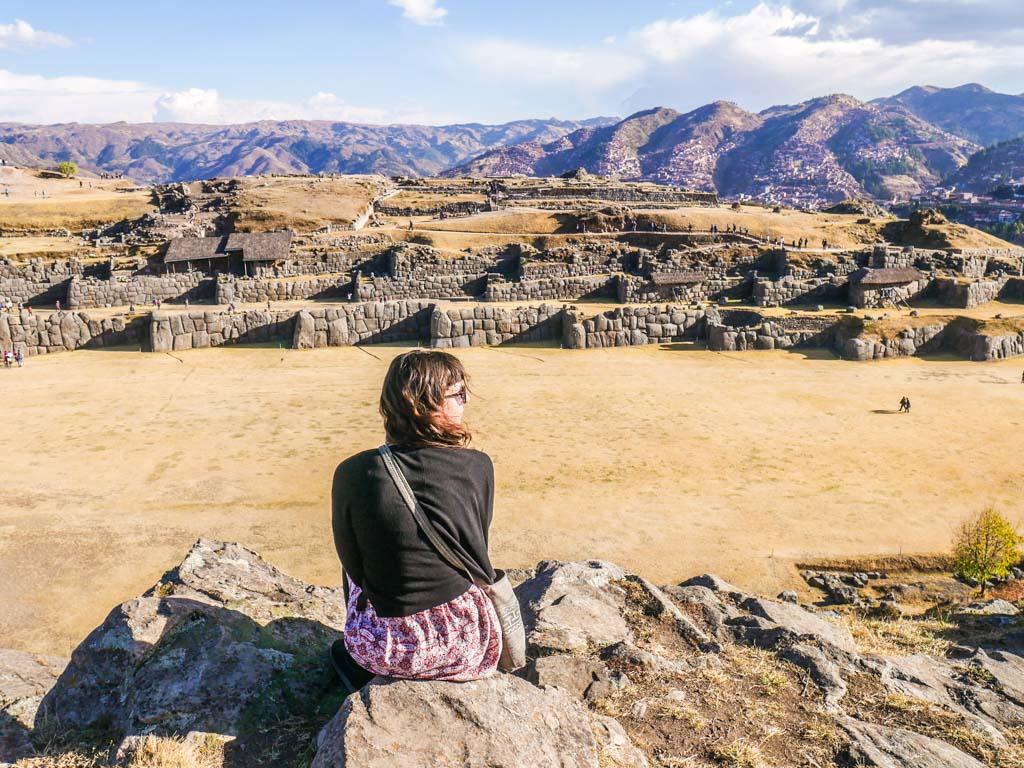 ruins cusco sacsayhuaman