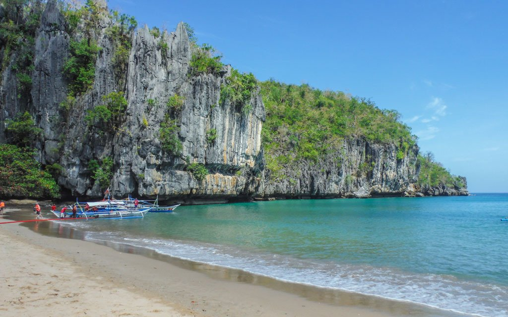 The Beaches of Sorong - travel expenses in southeast asia