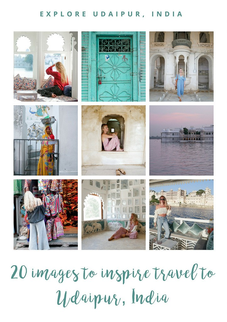 20 Photos to Inspire You to Visit Udaipur, India's Royal White City