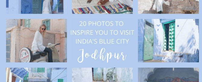 Reasons to Visit Jodhpur