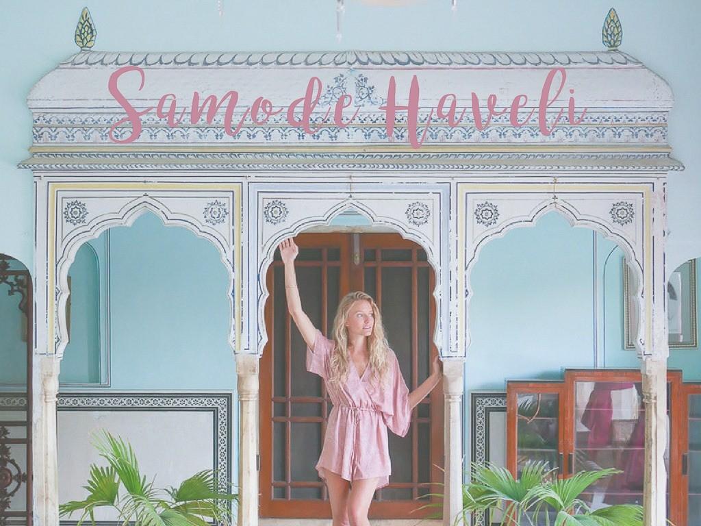 Samode Review: Haveli and Pa