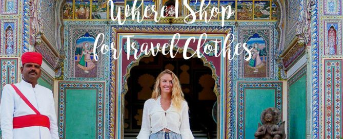 Where to Buy Stylish Travel Clothes for Women - My Favorite Places to Shop