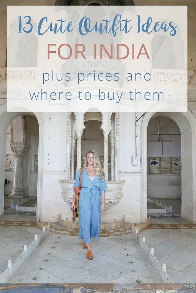 What to Wear in India | My 13 Outfits from Rajasthan & Where to Buy Them