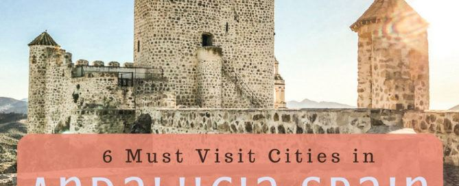 cities to visit in andalucia