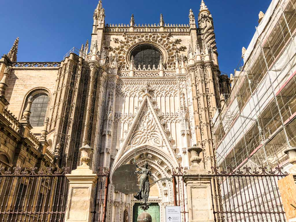 cathedral seville spain