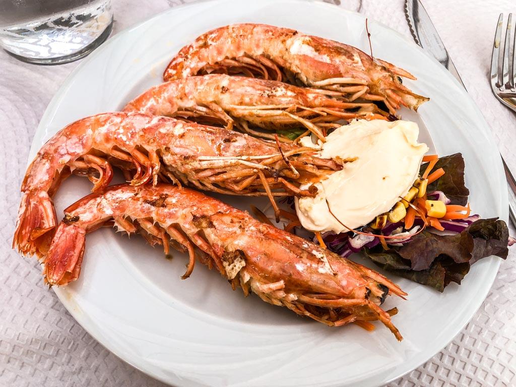 seafood cadiz andalucia spain