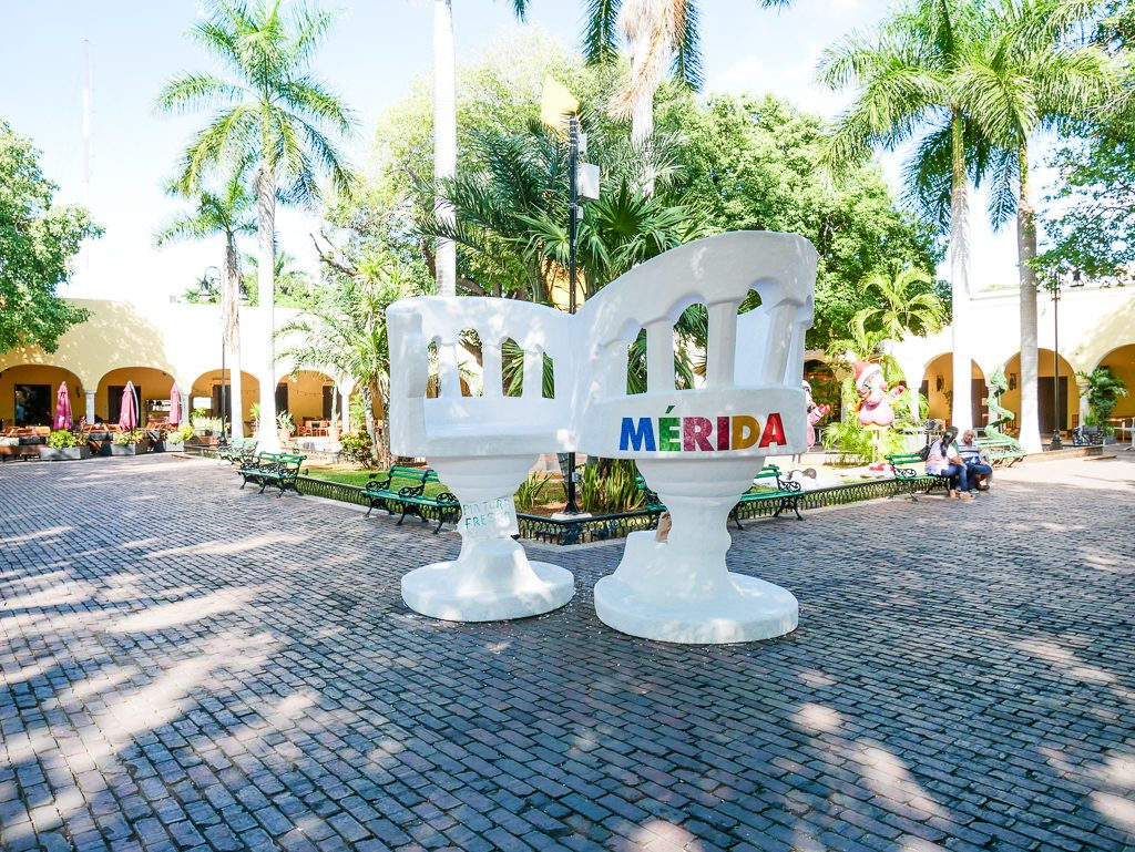 tips for merida mexico