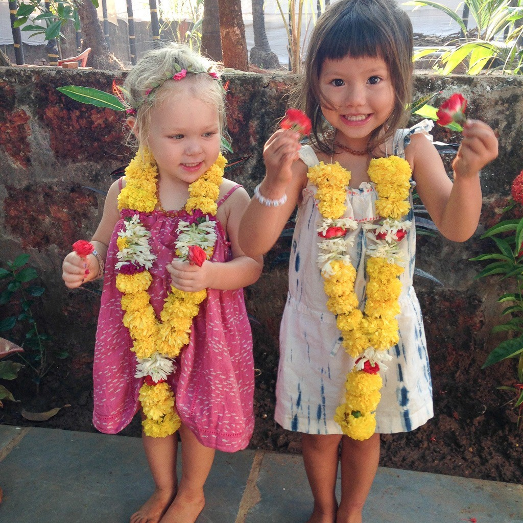 Traveling in Goa India With Kids