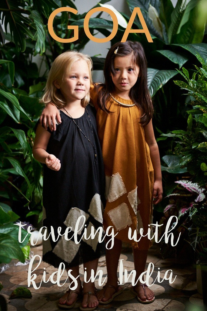 goa with kids travel tips