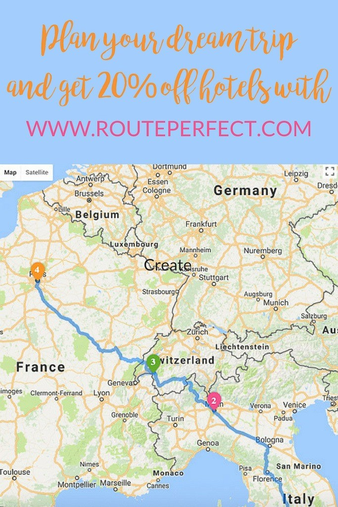 Route Perfect