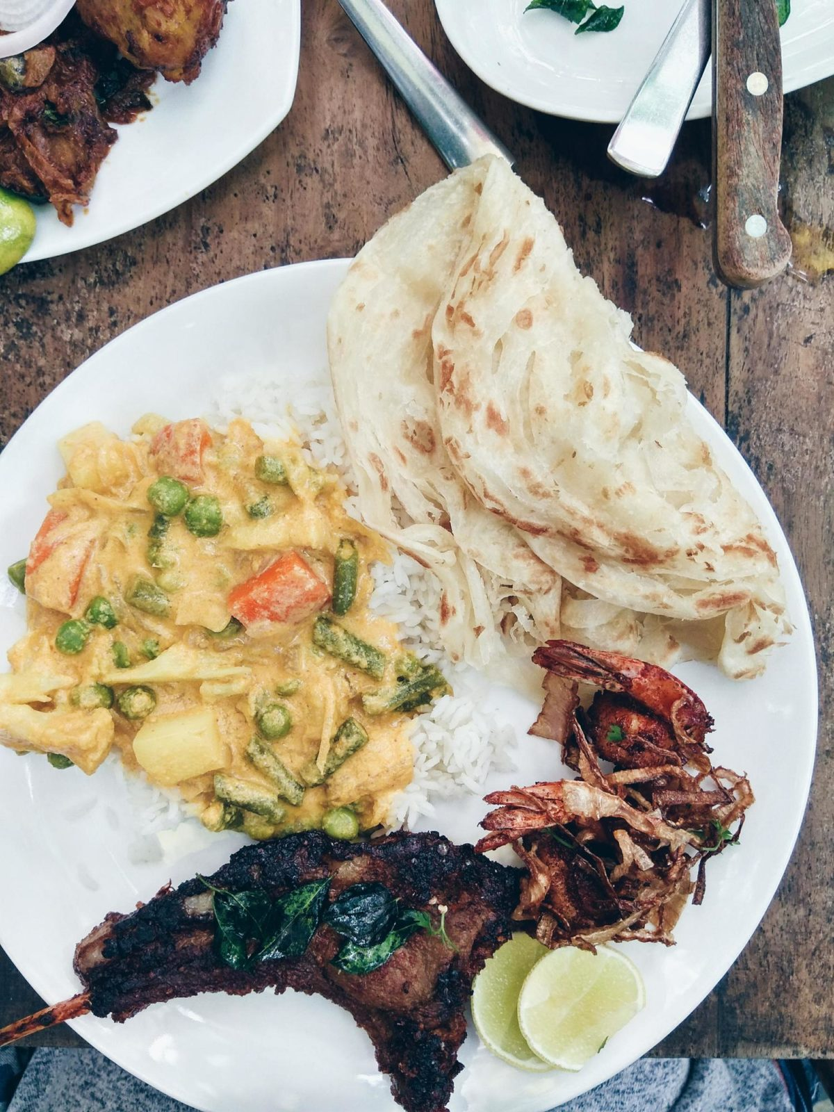 Indian food to try