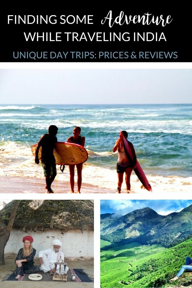 adventurous unique things to do in India