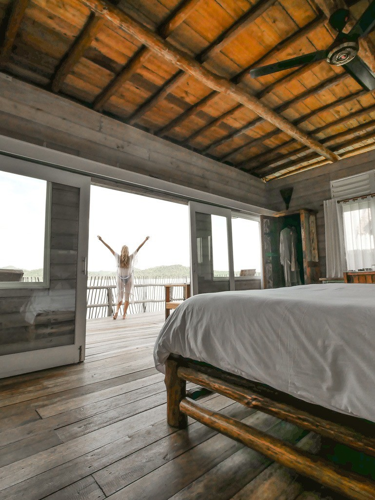 Details for Staying at Telunas Private Island