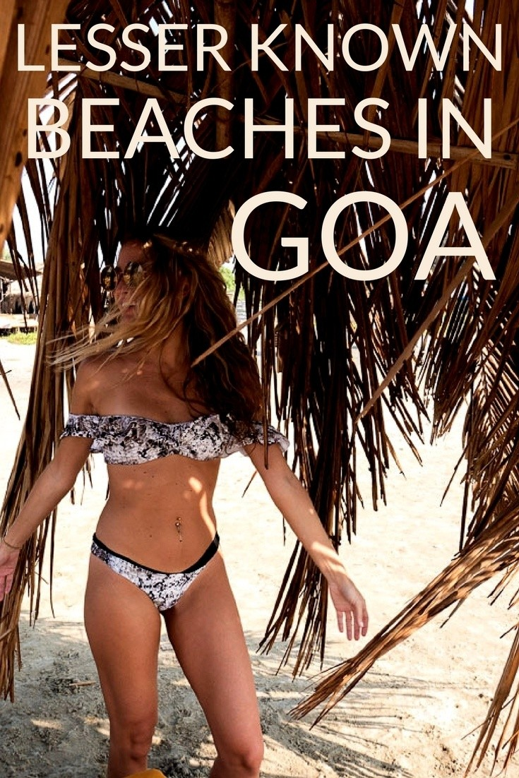 Quiet Goa Beaches Perfect for Relaxing