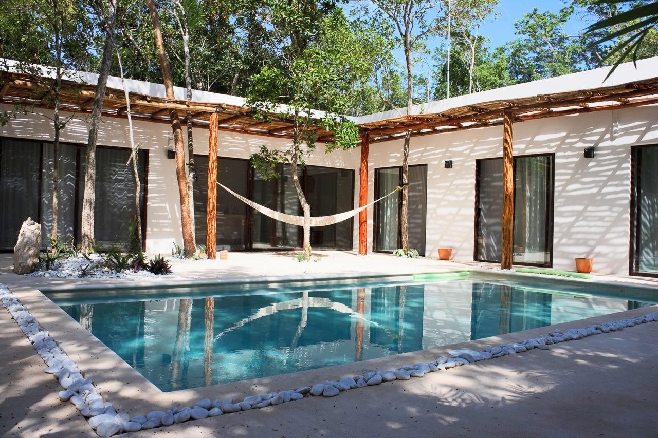 tulum airbnb villa