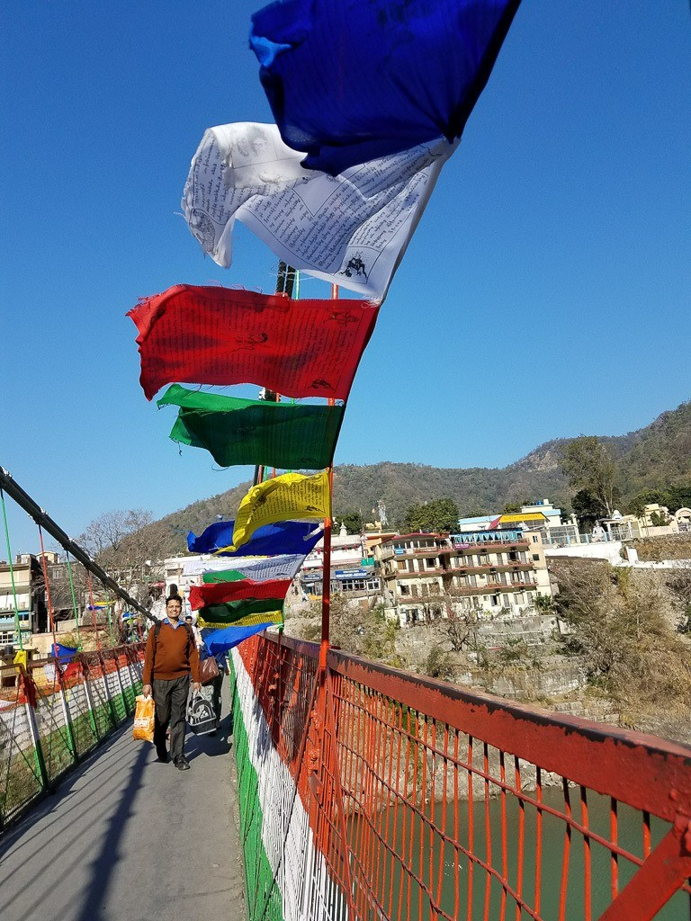 what to expect at a yoga retreat in rishikesh india