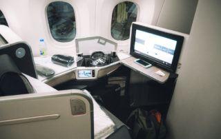 Air Canada Business Class Review: Mumbai to Toronto