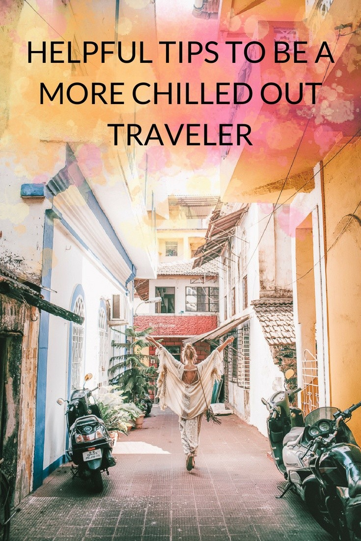How to Travel Calmer and Enjoy the Moment