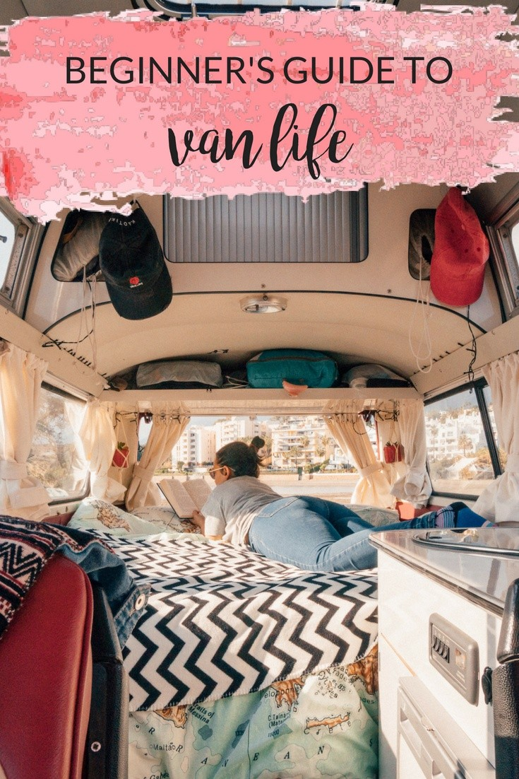 40e293ec18 Living in a Van Full Time  How to Travel the World in a Van