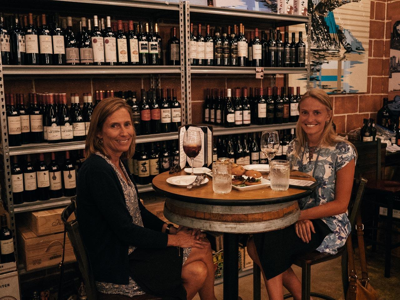 Jacksonville wine