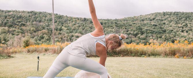 tbex goat yoga