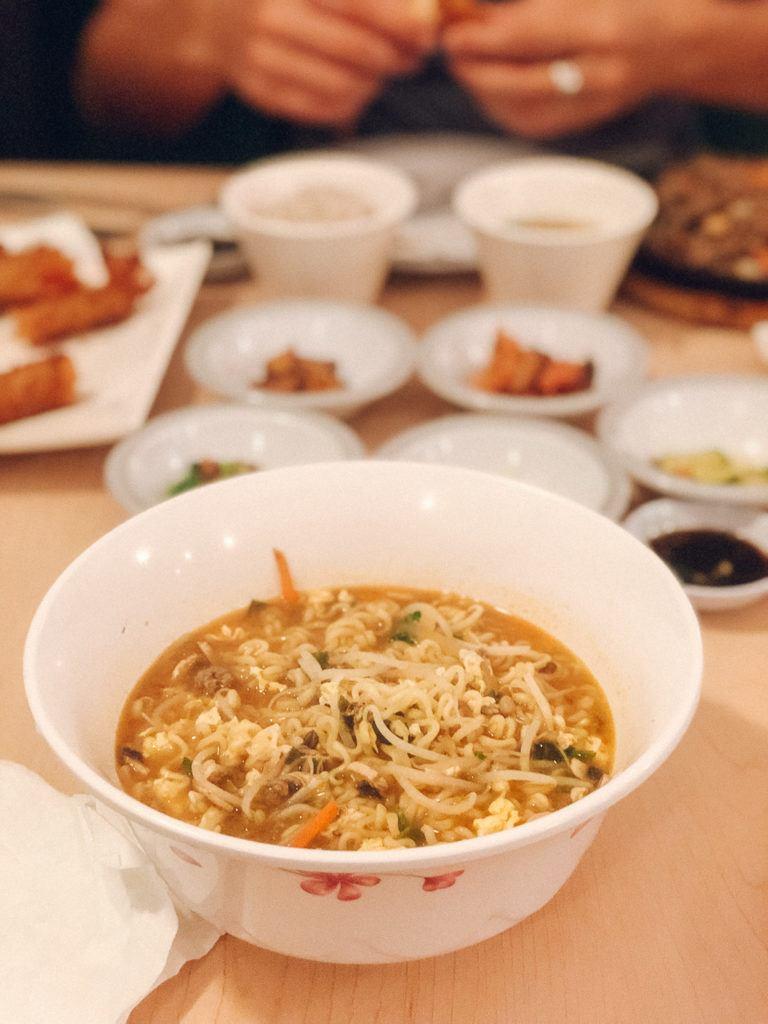 korean grill merida
