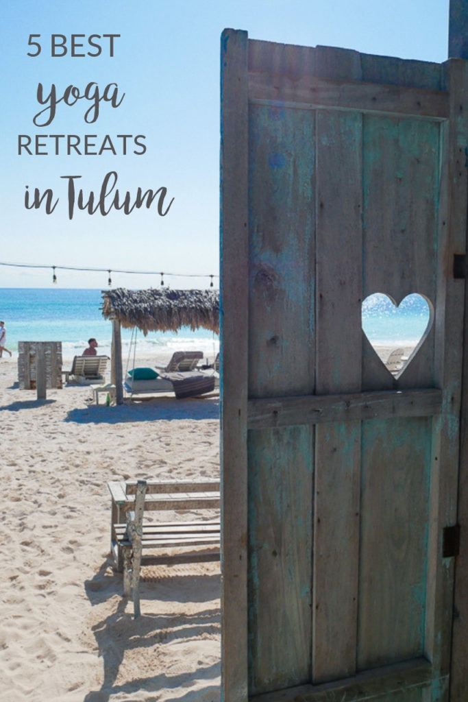 best yoga retreats in tulum