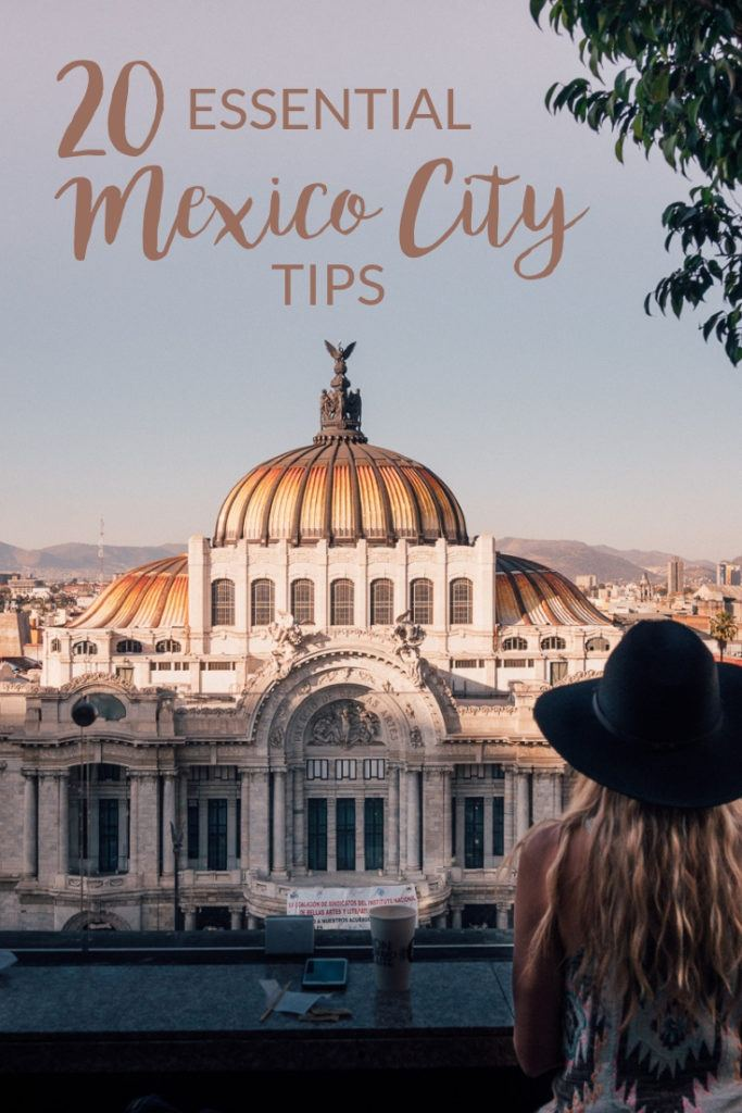 mexico city tips