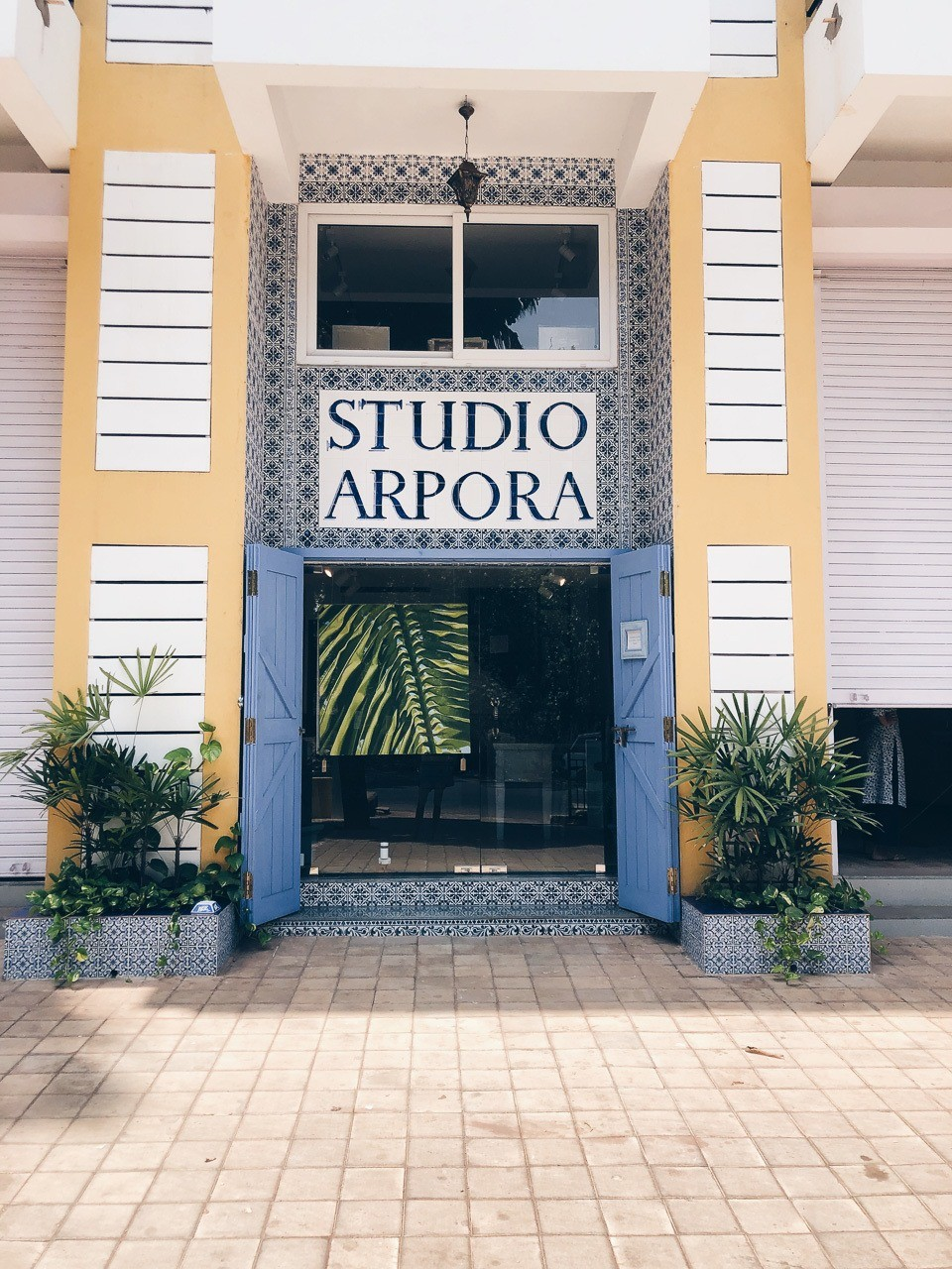 studio arpora goa, india