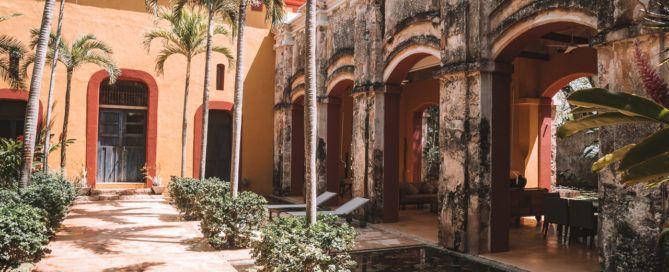 Hacienda Sac Chich, Near Merida, Yucatan
