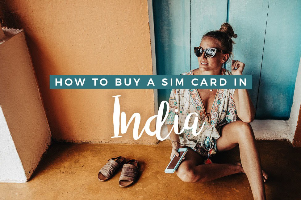 How to Get a SIM Card in India