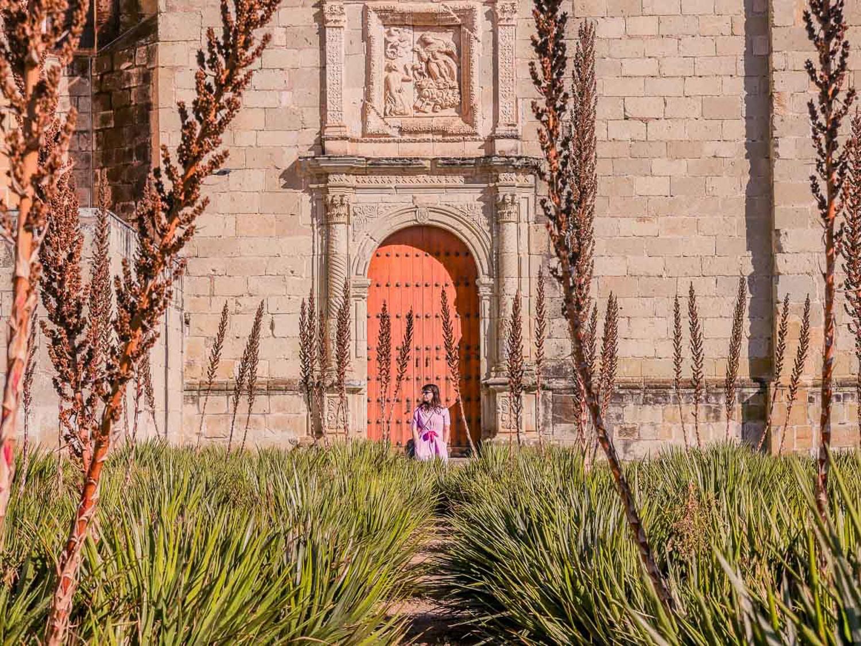 Santo Domingo Church in Oaxaca, Mexico (Brooklyn Tropicali)